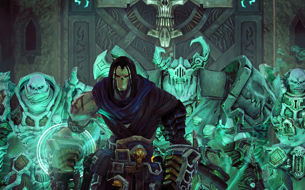20312 télécharger le fond d'écran Jeux, Darksiders : Wrath Of War - économiseurs d'écran et images gratuitement