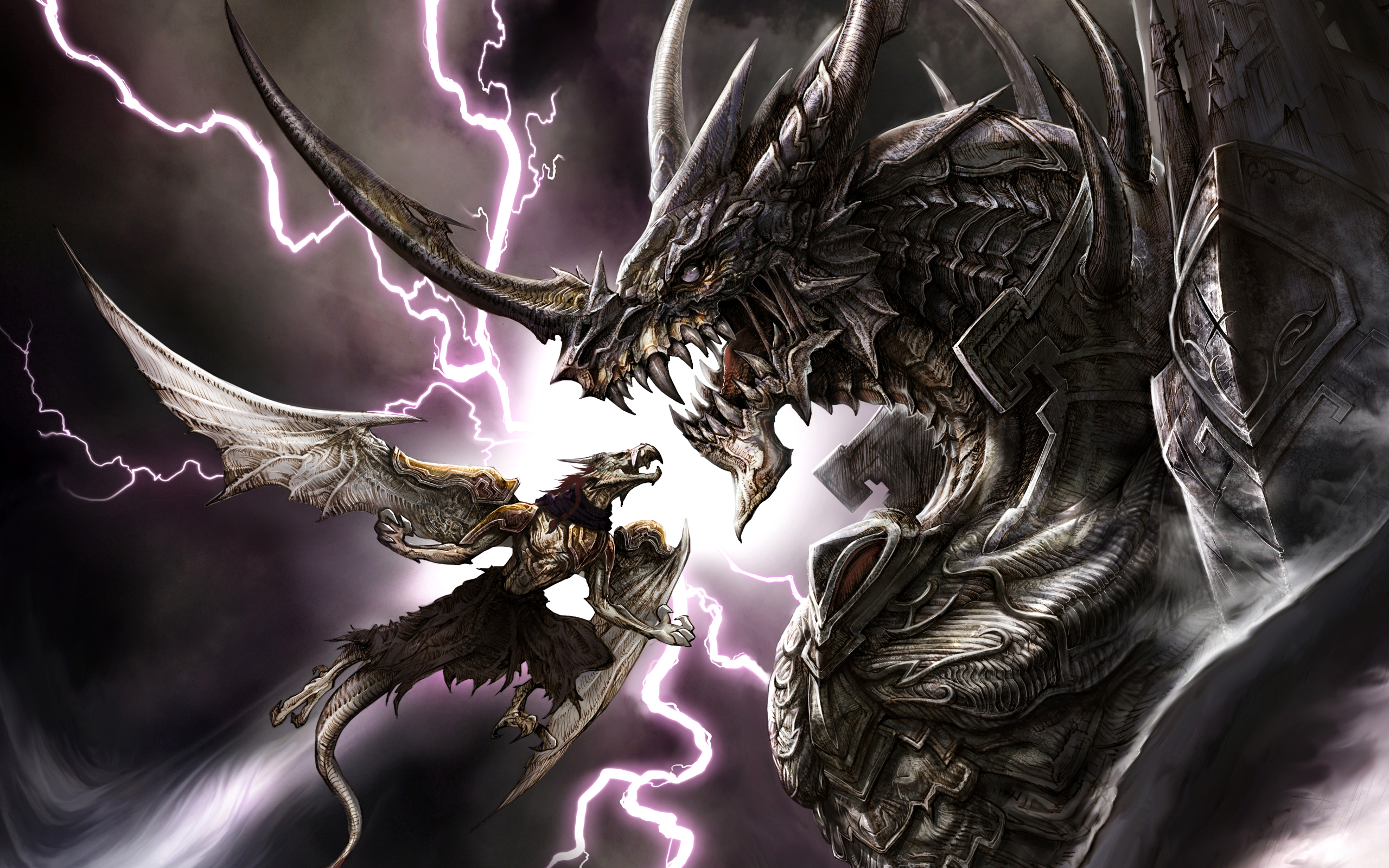 35245 Screensavers and Wallpapers Dragons for phone. Download Fantasy, Dragons pictures for free