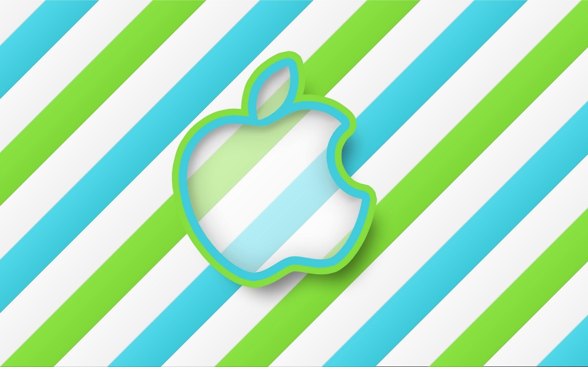 46702 скачать обои Бренды, Фон, Apple - заставки и картинки бесплатно
