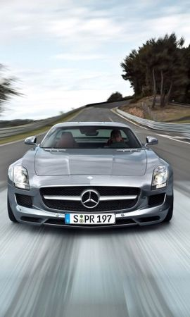 10360 télécharger le fond d'écran Transports, Voitures, Routes, Mercedes - économiseurs d'écran et images gratuitement