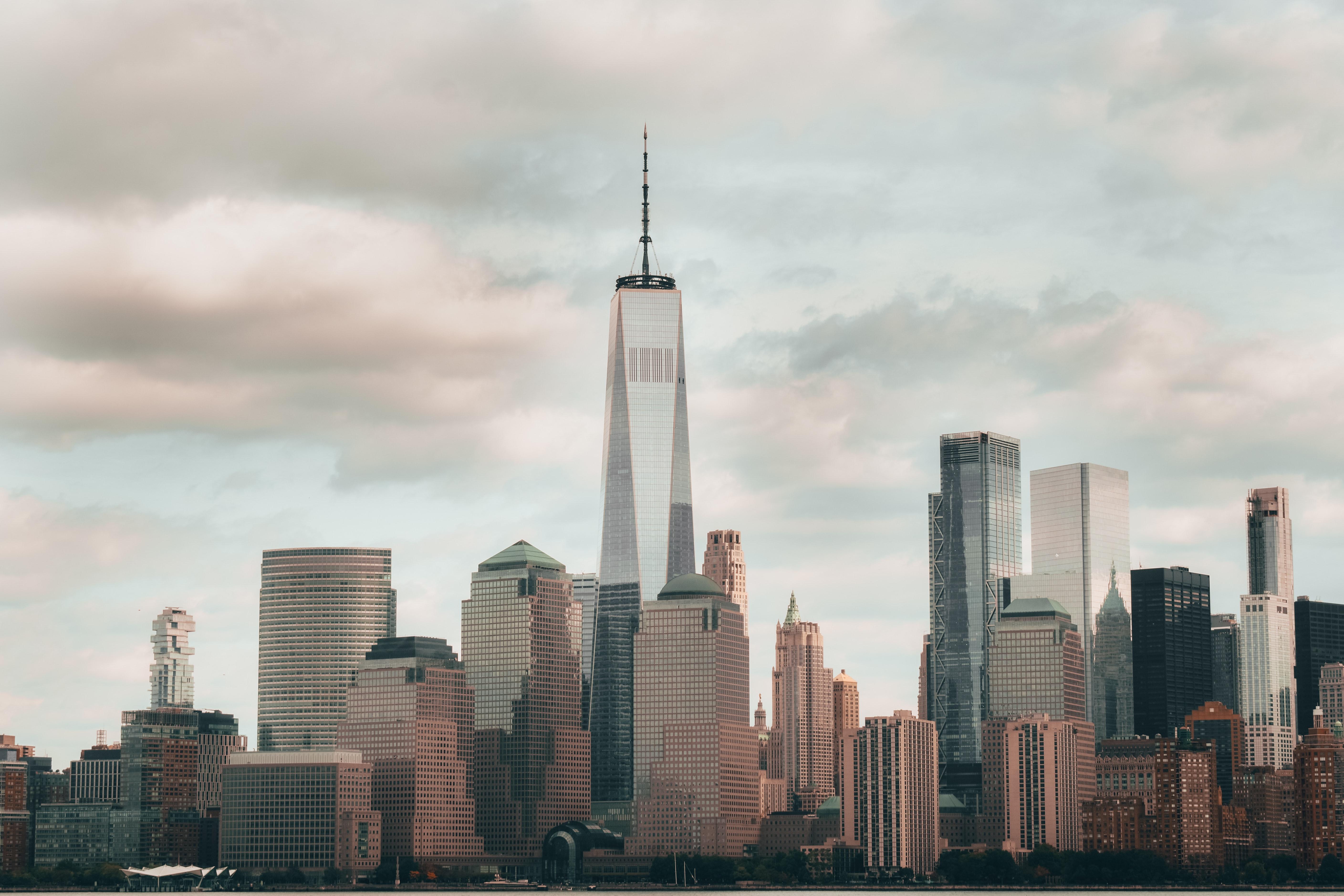 82507壁紙のダウンロード市, 都市, 建物, 高層ビル, 高 層 ビル, ニューヨーク, ニューヨーク州, アーキテクチャ-スクリーンセーバーと写真を無料で