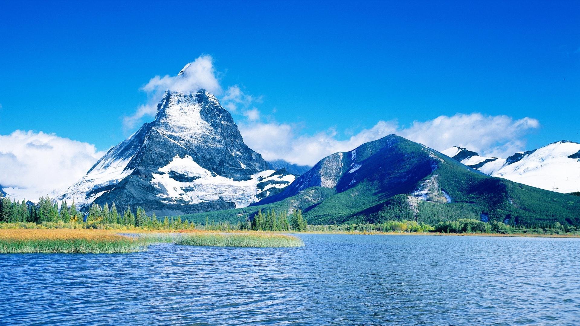 49771 Заставки и Обои Озера на телефон. Скачать Озера, Пейзаж, Природа, Горы картинки бесплатно