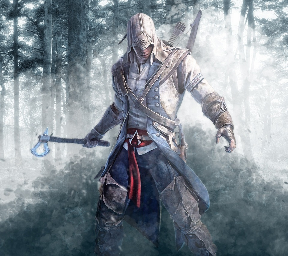 15500 download wallpaper Assassin's Creed, Men, Games, People screensavers and pictures for free