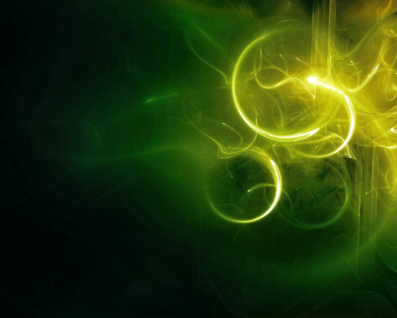 77446 скачать Зеленые обои на телефон бесплатно, Абстракция, Круги, Кривые Зеленые картинки и заставки на мобильный