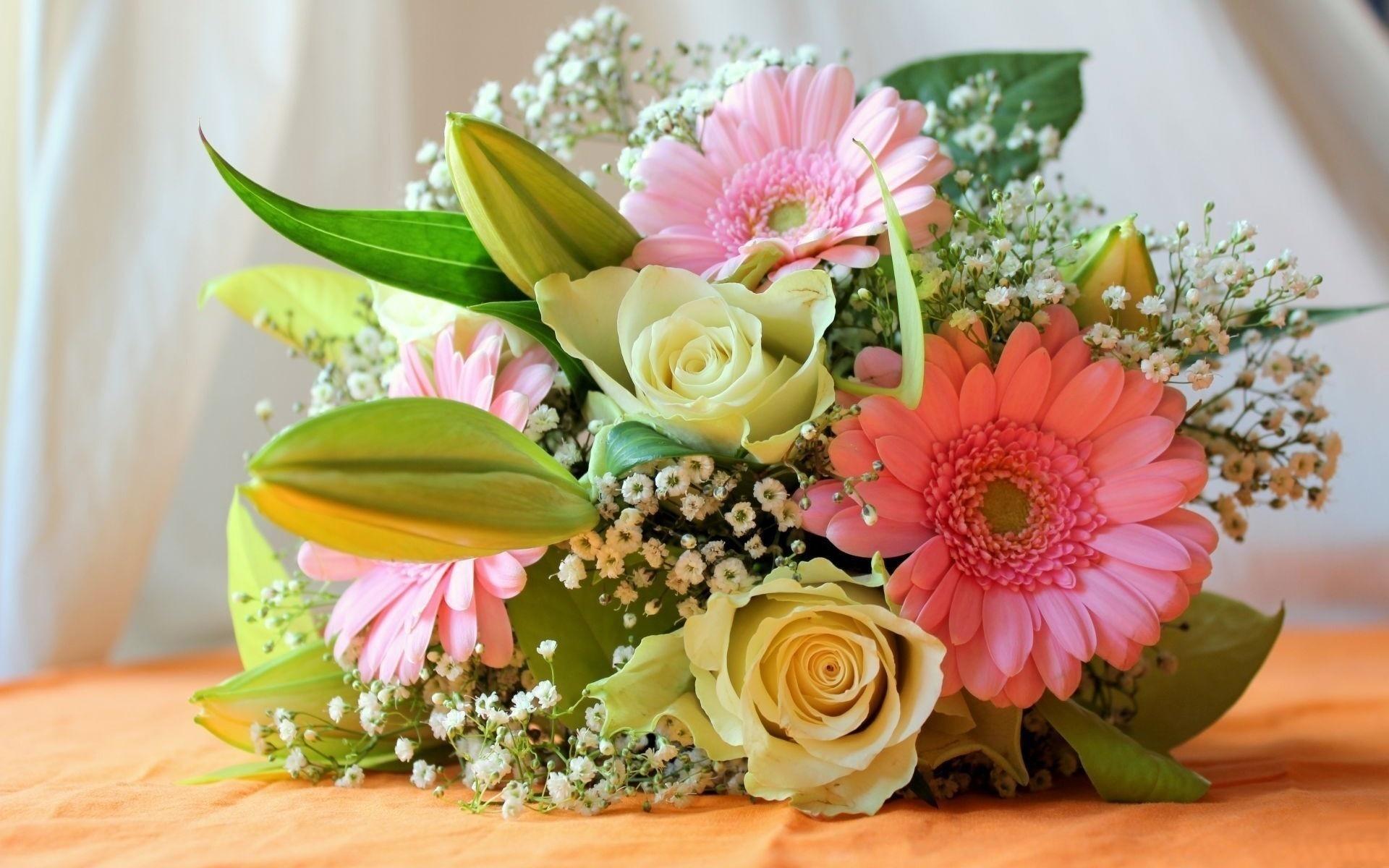 46547 скачать обои Букеты, Растения, Цветы - заставки и картинки бесплатно