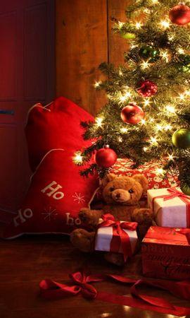 20429 descargar fondo de pantalla Vacaciones, Año Nuevo, Navidad: protectores de pantalla e imágenes gratis