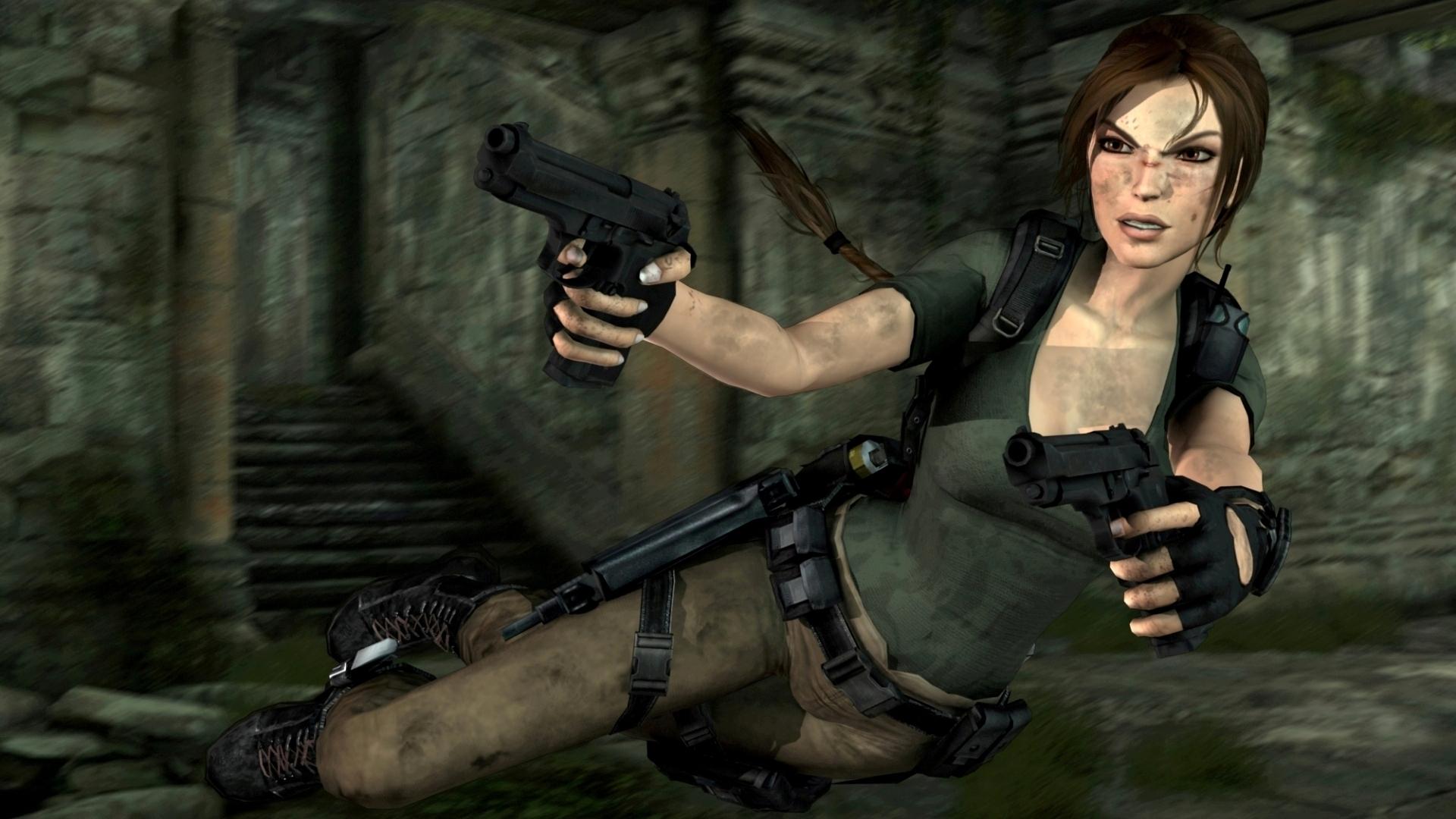 31839 baixar papel de parede Jogos, Lara Croft: Tomb Raider - protetores de tela e imagens gratuitamente