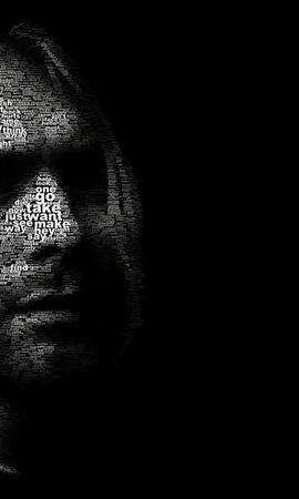 20122 скачать обои Музыка, Люди, Артисты, Мужчины, Рисунки, Курт Кобейн (Kurt Cobain) - заставки и картинки бесплатно