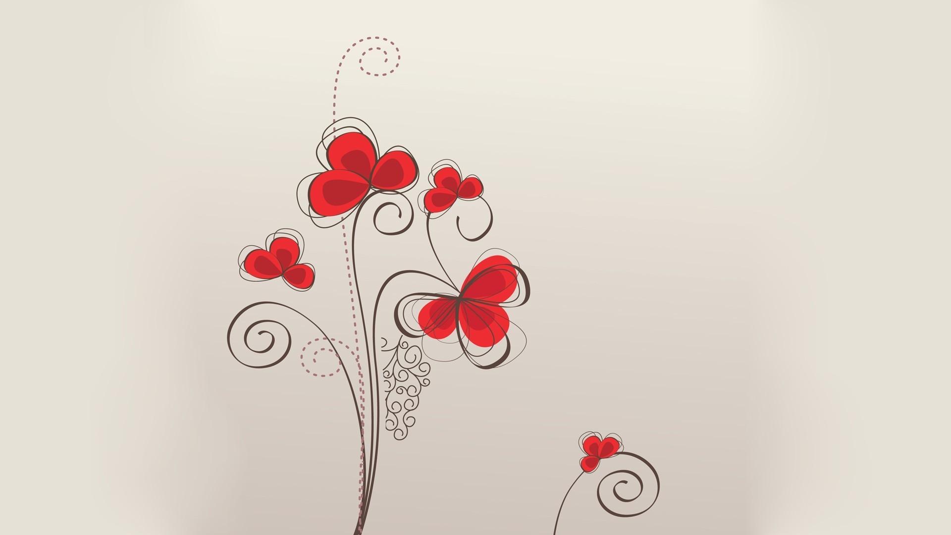17739 скачать обои Цветы, Фон - заставки и картинки бесплатно