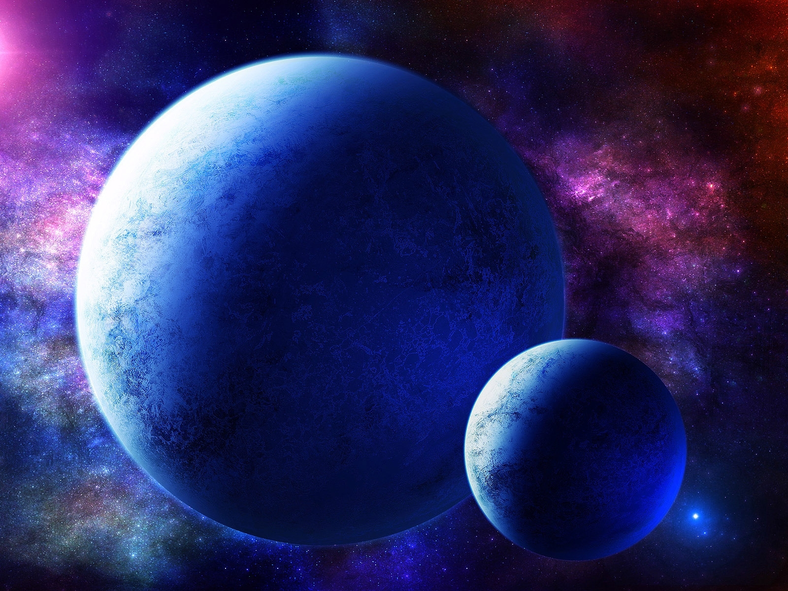 213 download wallpaper Fantasy, Planets, Universe screensavers and pictures for free