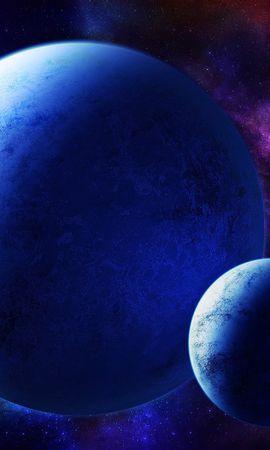 213 скачать обои Фэнтези, Планеты, Космос - заставки и картинки бесплатно