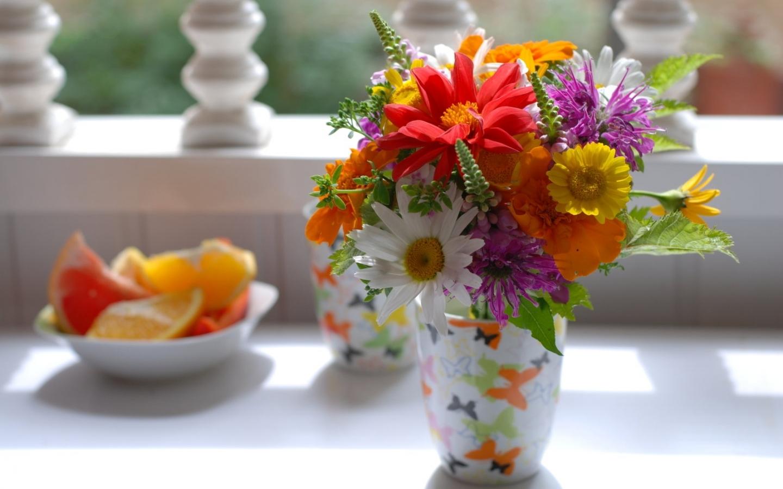 47907 скачать обои Растения, Цветы, Букеты - заставки и картинки бесплатно