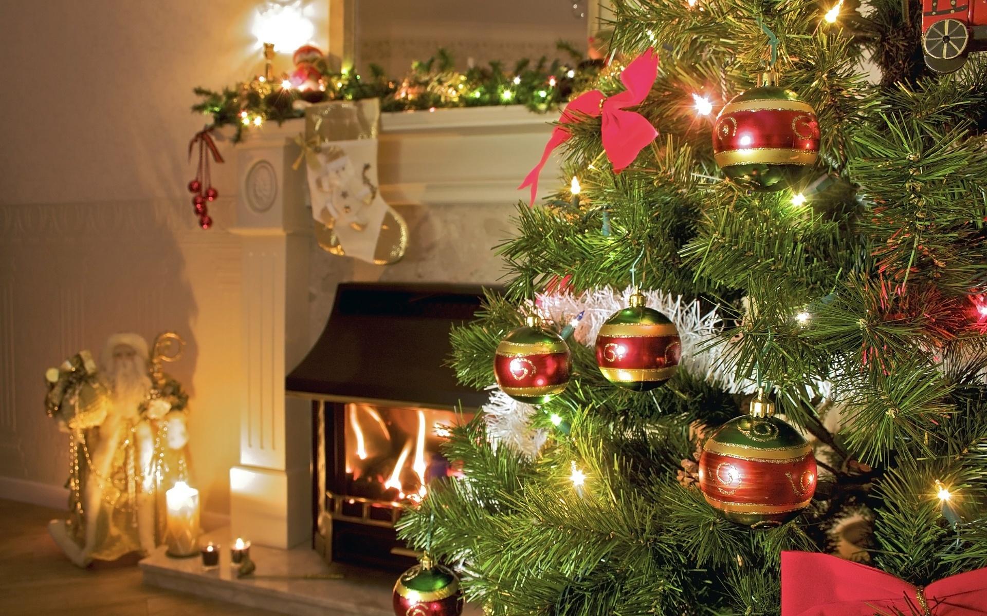 14109 скачать обои Праздники, Новый Год (New Year), Игрушки, Елки, Рождество (Christmas, Xmas) - заставки и картинки бесплатно
