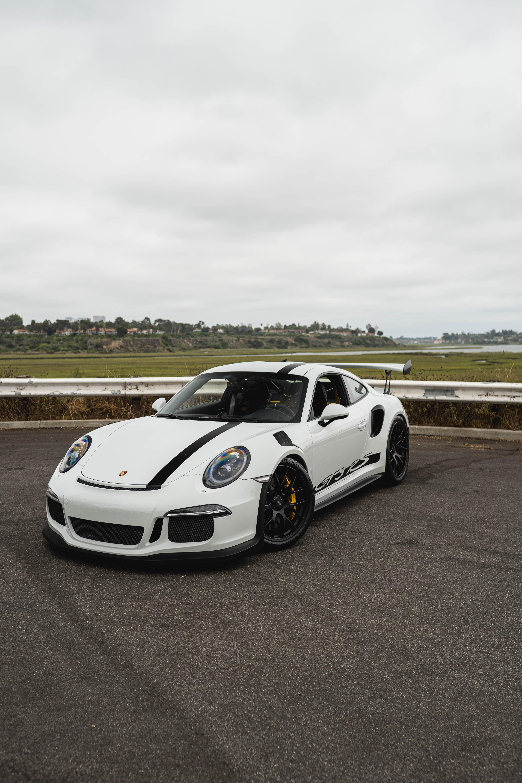 105285 Заставки и Обои Порш (Porsche) на телефон. Скачать Порш (Porsche), Тачки (Cars), Автомобиль, Вид Спереди, Спорткар, Porsche Gt3 Rs картинки бесплатно