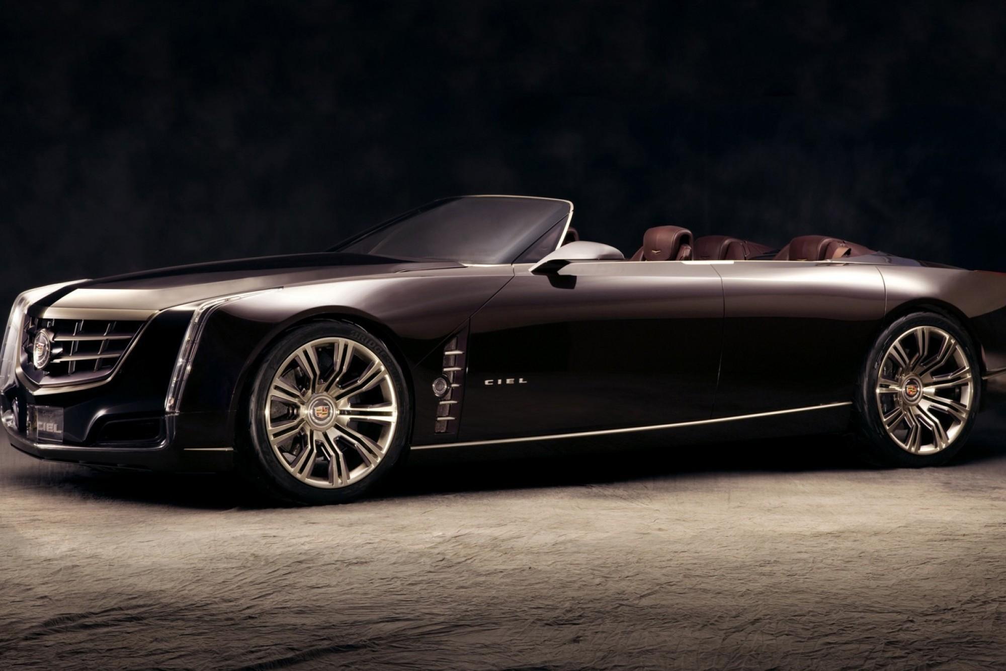 96277 Hintergrundbild herunterladen Cadillac, Cars, Reise, Sportwagen, Die Reise, Luxus - Bildschirmschoner und Bilder kostenlos