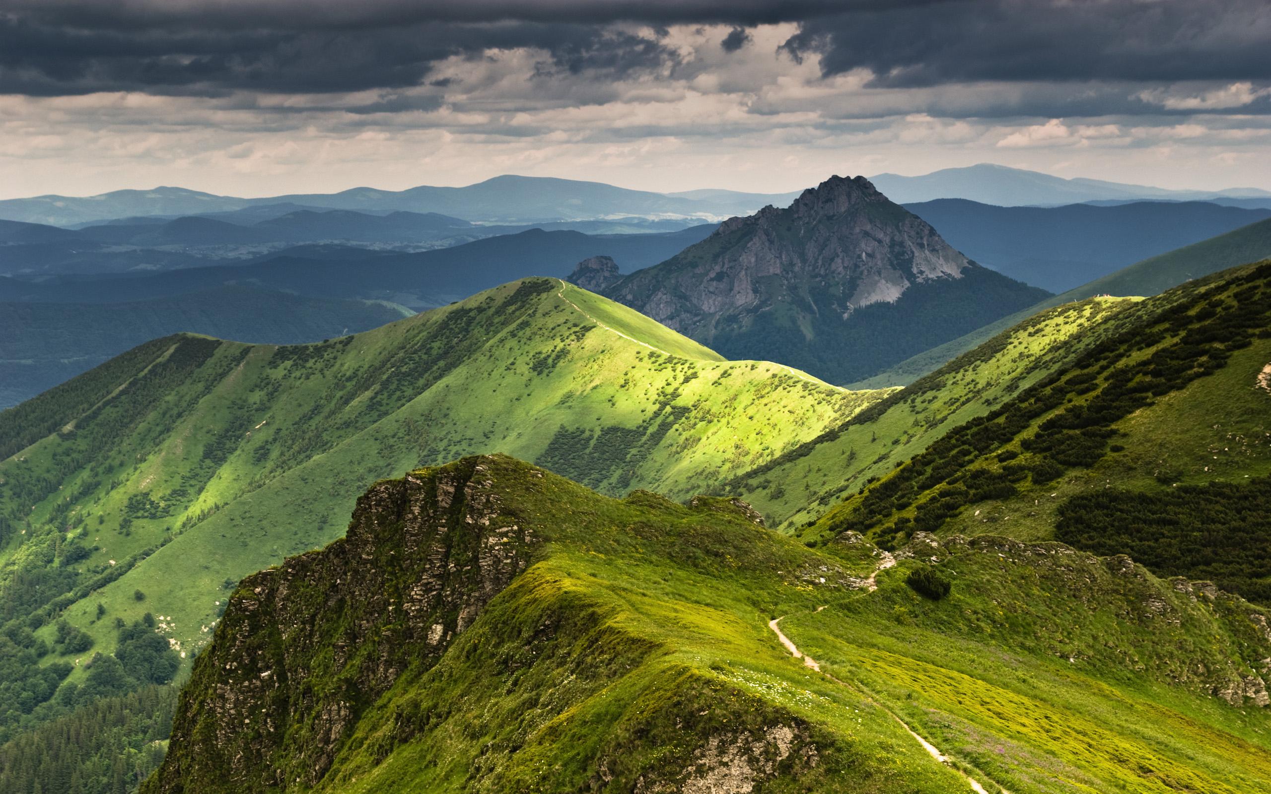 43627 télécharger le fond d'écran Paysage, Nature, Montagnes - économiseurs d'écran et images gratuitement