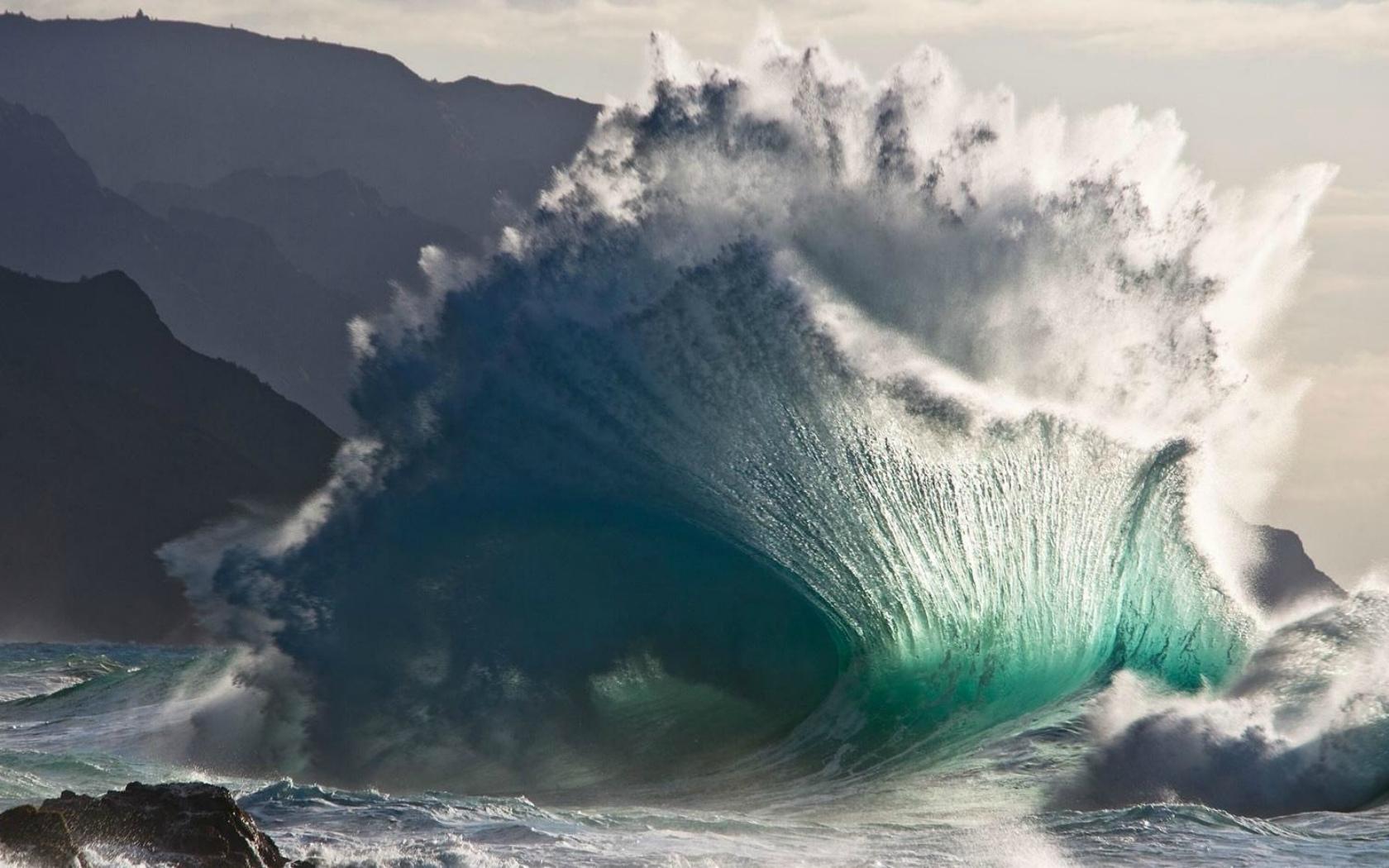 25747 скачать обои Пейзаж, Море, Волны - заставки и картинки бесплатно
