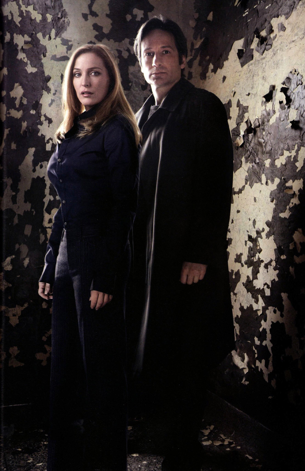 14184 download wallpaper Cinema, People, Actors, X Files screensavers and pictures for free