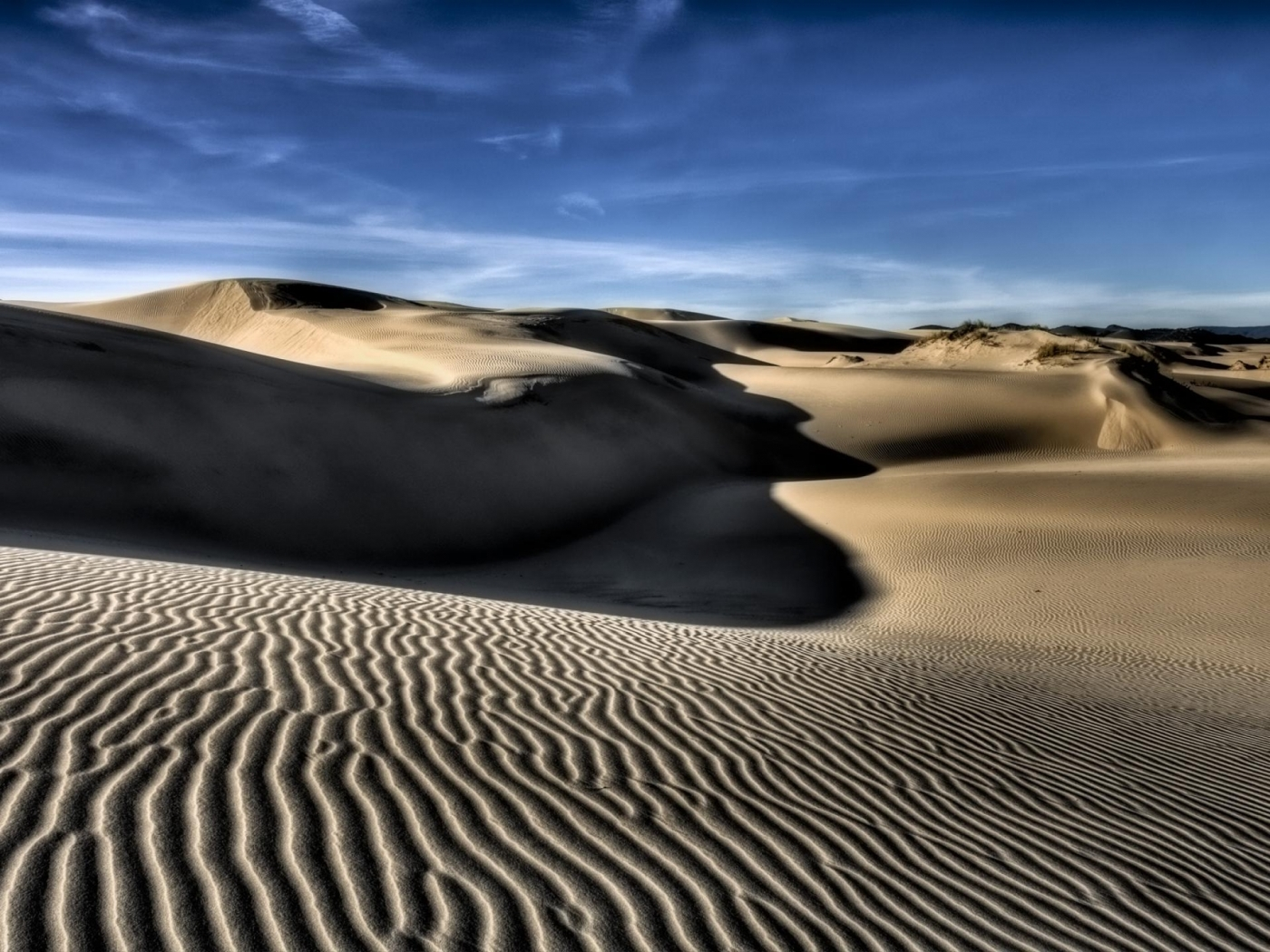 25814 download wallpaper Landscape, Sky, Sand, Desert screensavers and pictures for free