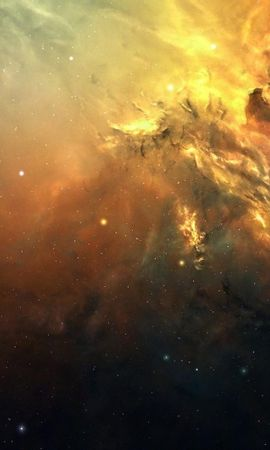 88053 download wallpaper Galaxy, Universe, Shine, Light, Nebula, Stars screensavers and pictures for free