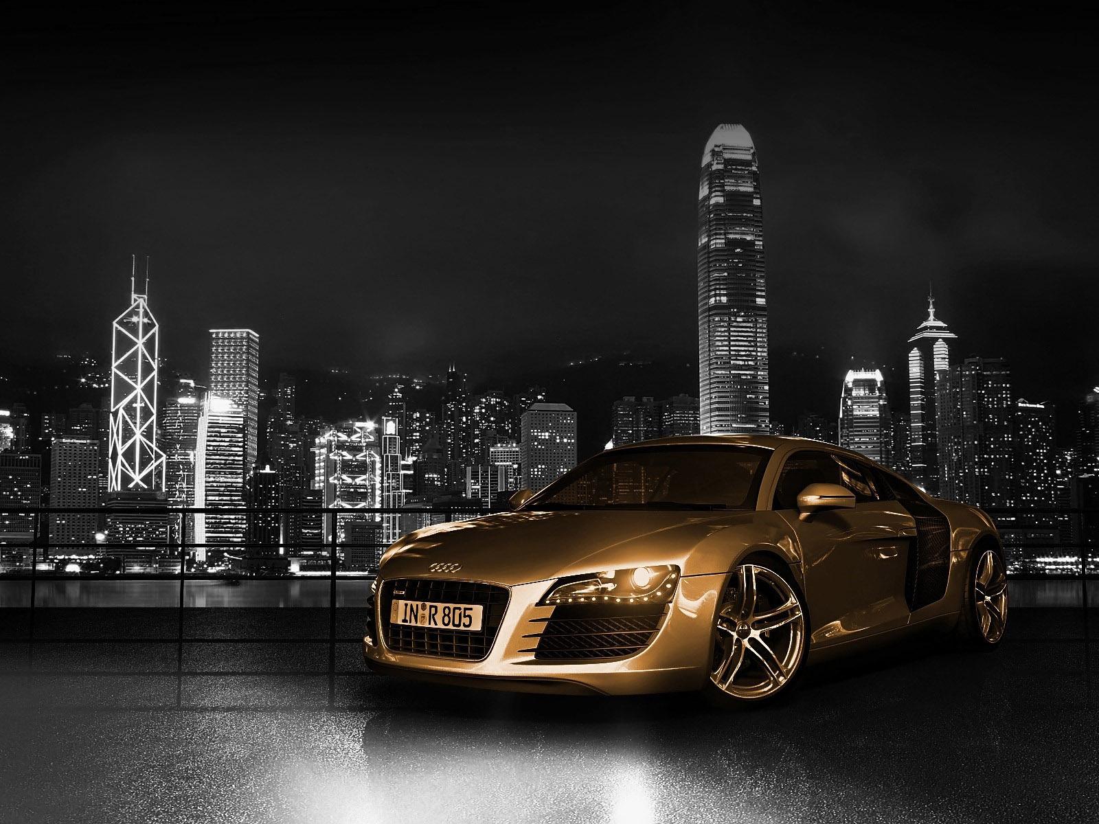 33913 télécharger le fond d'écran Transports, Voitures, Audi - économiseurs d'écran et images gratuitement