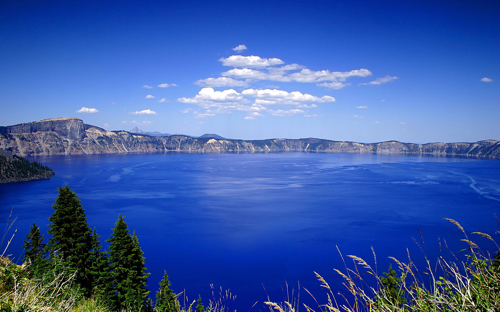 11560 скачать обои Пейзаж, Вода, Деревья, Горы, Озера - заставки и картинки бесплатно