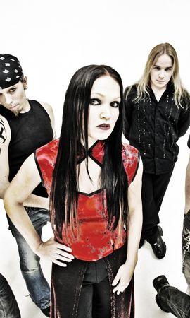 24680 descargar fondo de pantalla Música, Personas, Nightwish: protectores de pantalla e imágenes gratis