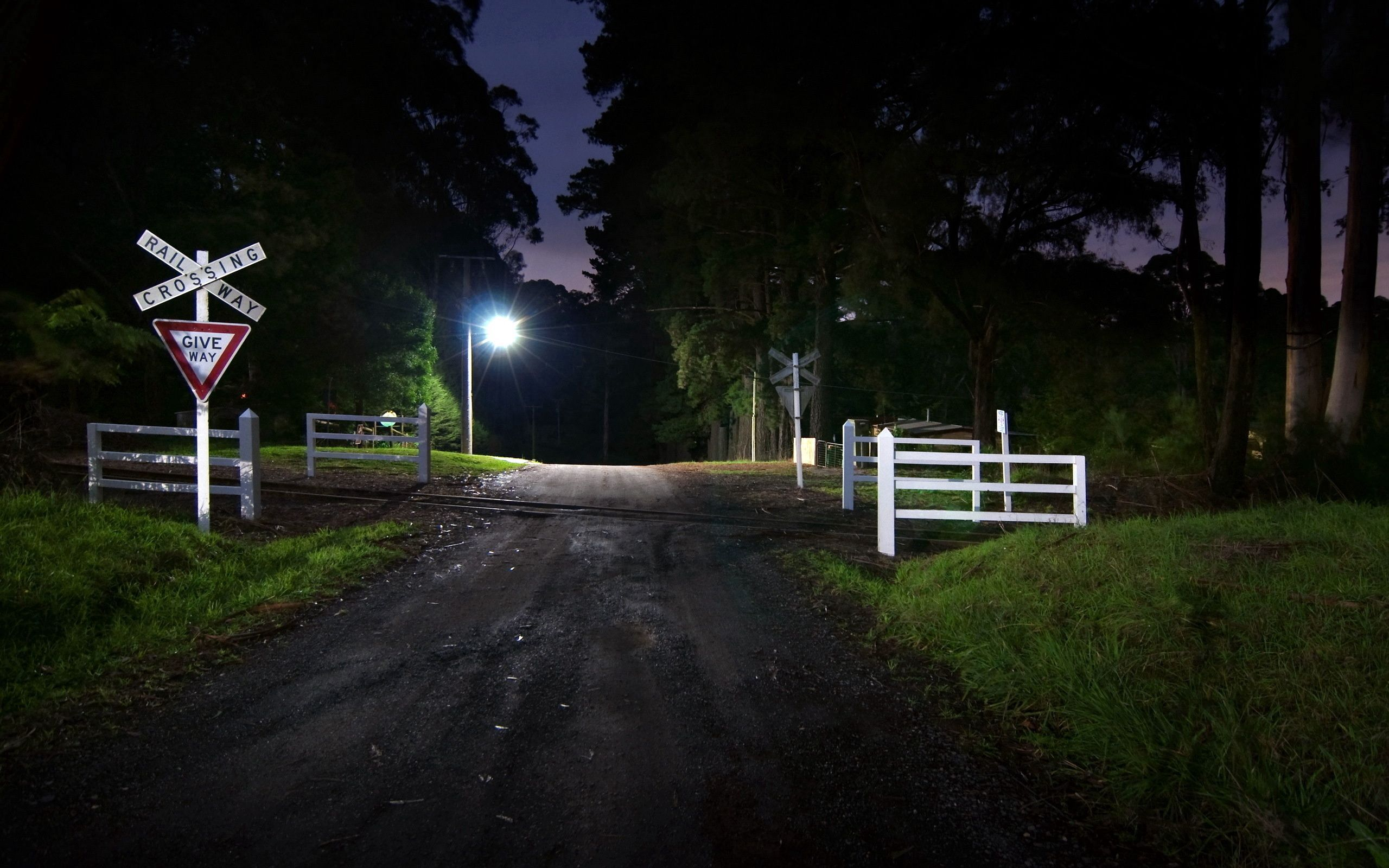 126403 Screensavers and Wallpapers Road for phone. Download Nature, Night, Signs, Road, Crossing, Moving pictures for free