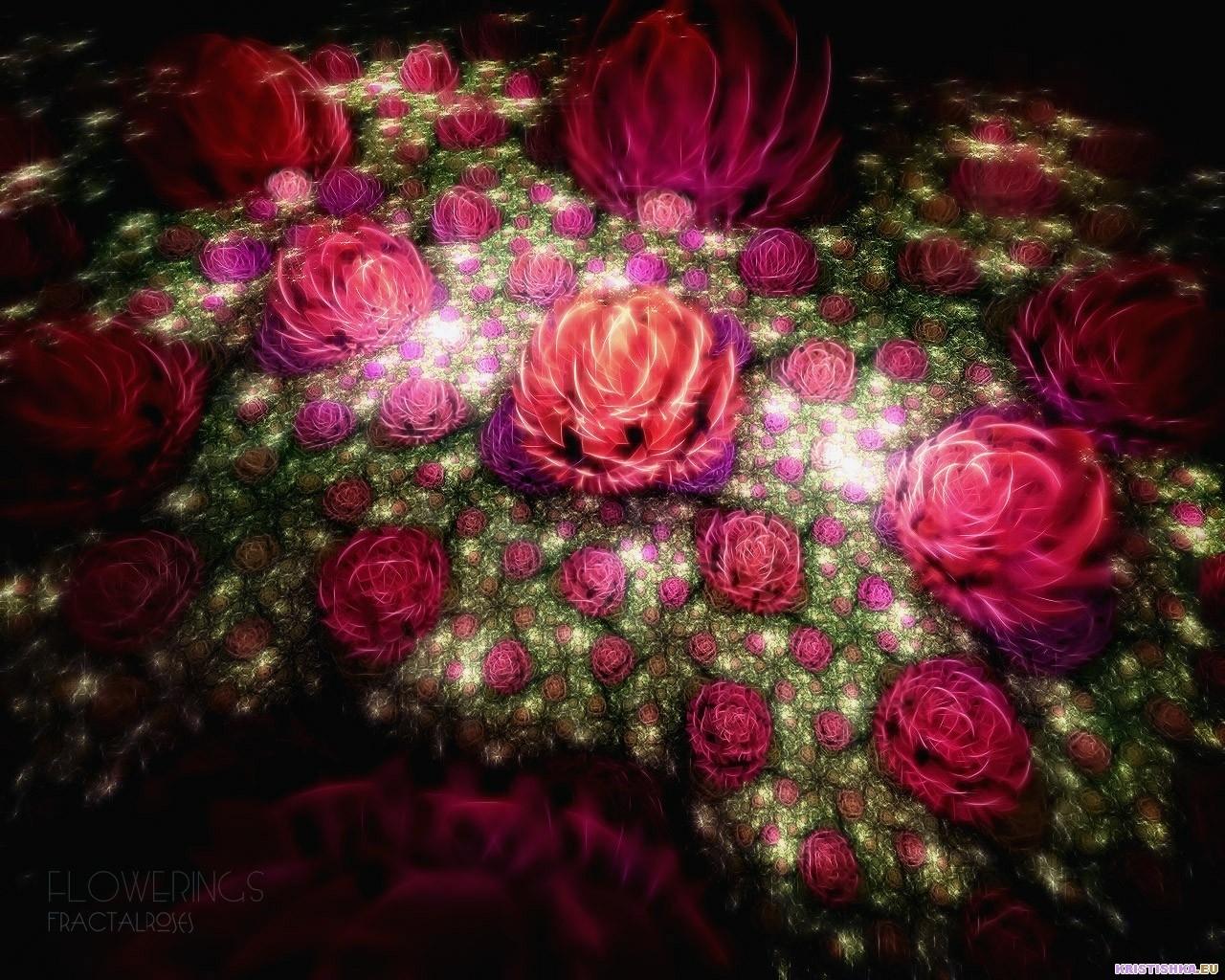 5911 descargar fondo de pantalla Flores, Arte, Imágenes: protectores de pantalla e imágenes gratis