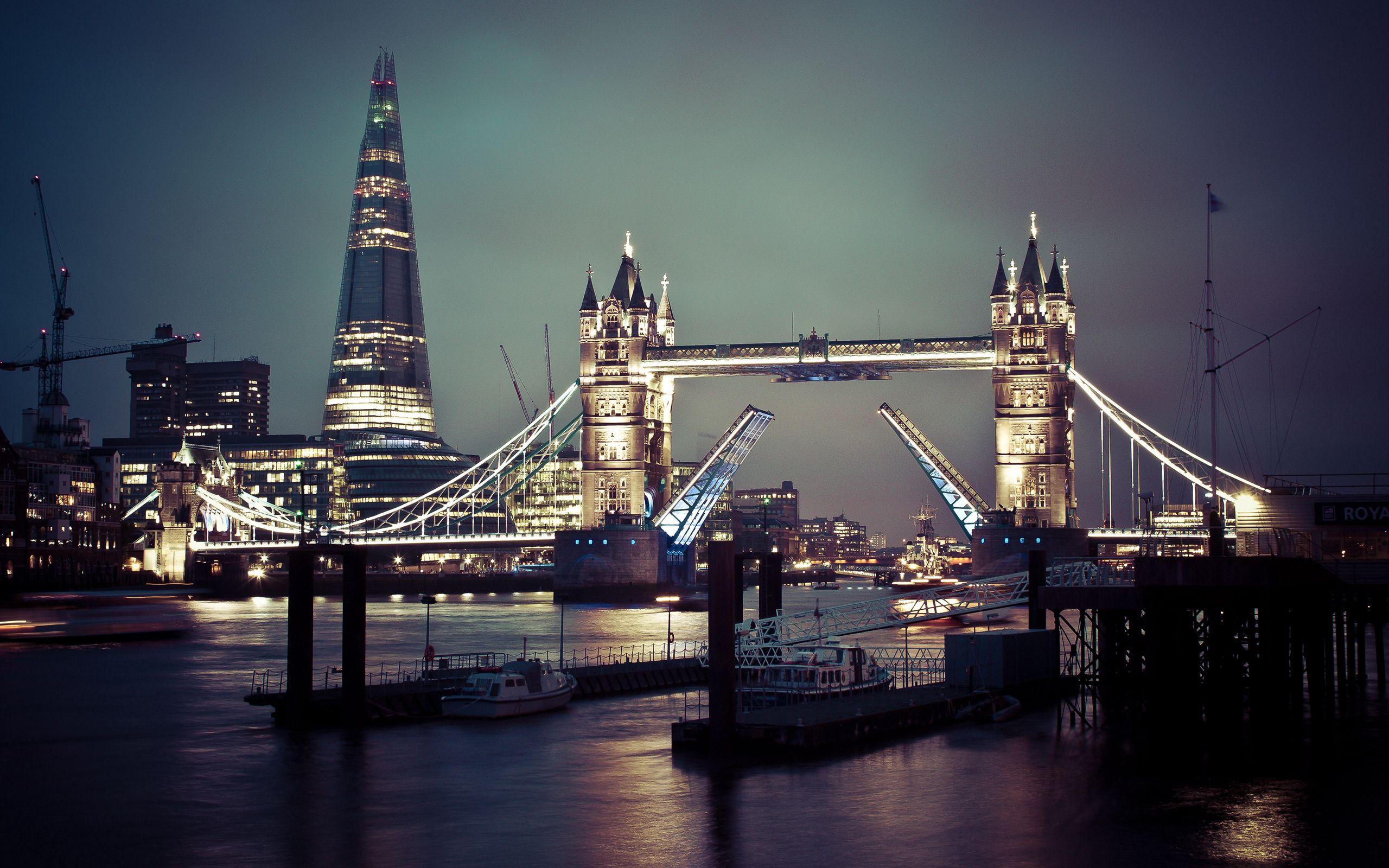89370 Hintergrundbild herunterladen Städte, Großbritannien, London, Vereinigtes Königreich, England, Themse, Thames, Tower Bridge - Bildschirmschoner und Bilder kostenlos