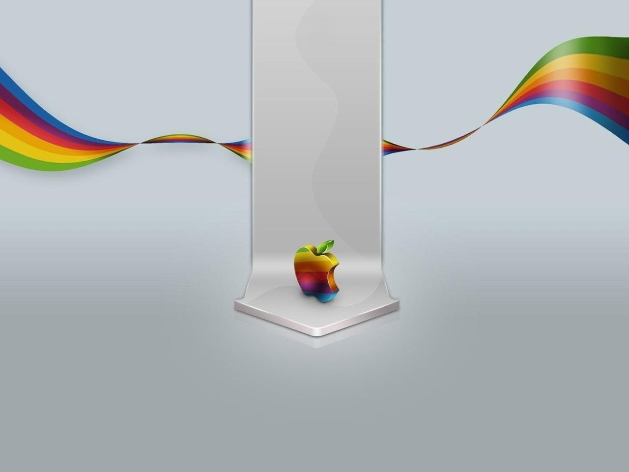 45539 скачать обои Бренды, Фон, Apple - заставки и картинки бесплатно