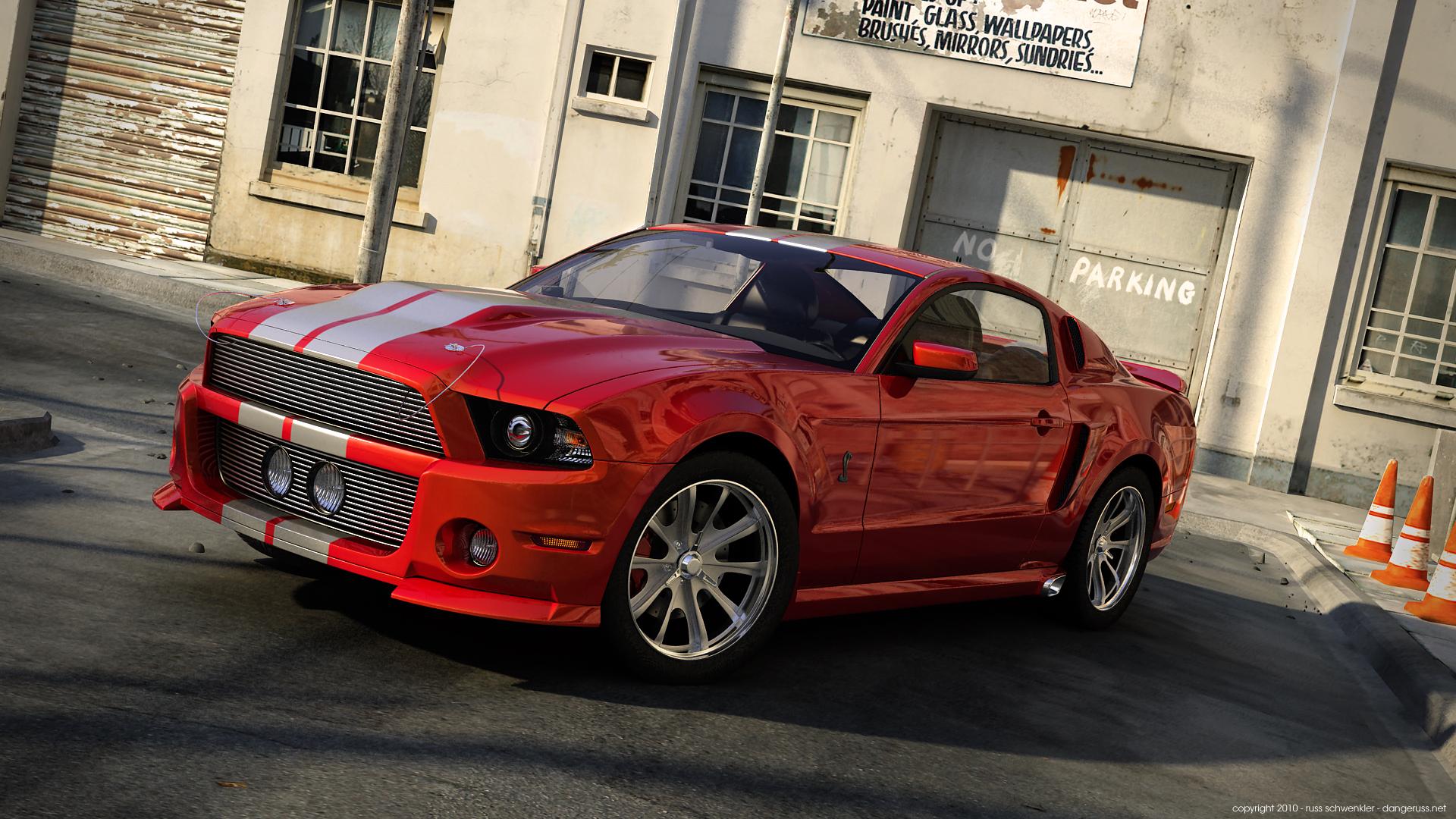 12310 скачать обои Транспорт, Машины, Форд (Ford), Мустанг (Mustang) - заставки и картинки бесплатно