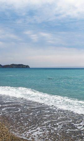 27569 скачать обои Пейзаж, Небо, Море, Пляж - заставки и картинки бесплатно