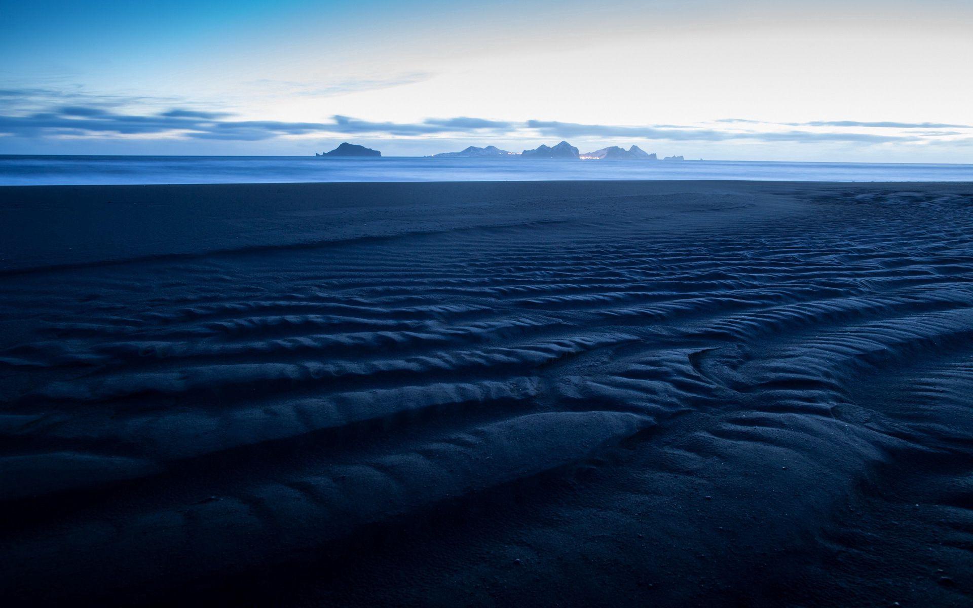 141232 Заставки и Обои Песок на телефон. Скачать Природа, Море, Песок, Горизонт, Берег картинки бесплатно