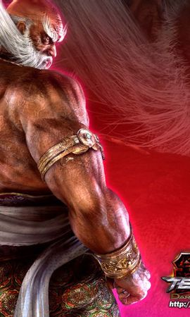 8719 download wallpaper Games, Tekken screensavers and pictures for free