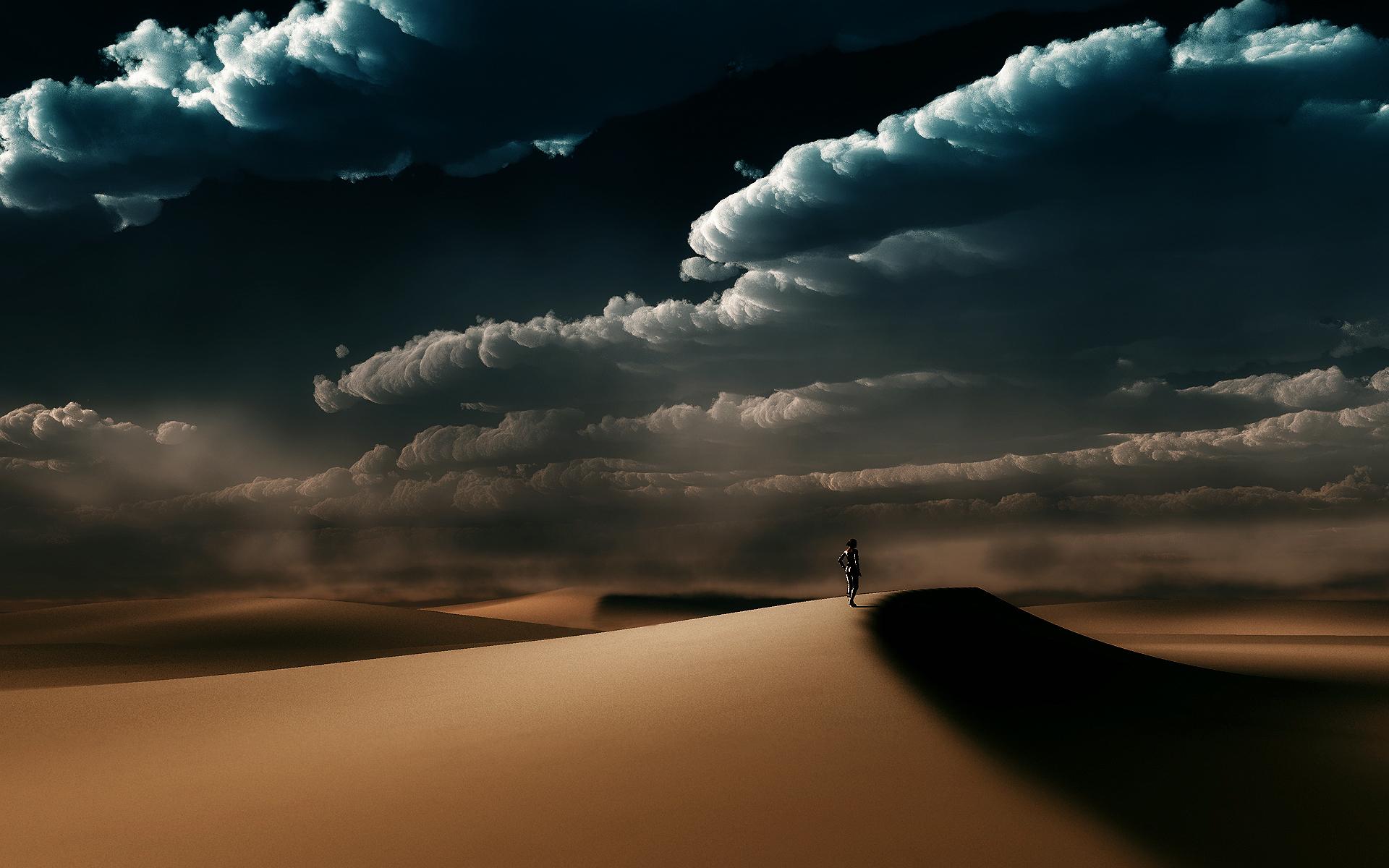 20340 скачать обои Пейзаж, Небо, Песок - заставки и картинки бесплатно