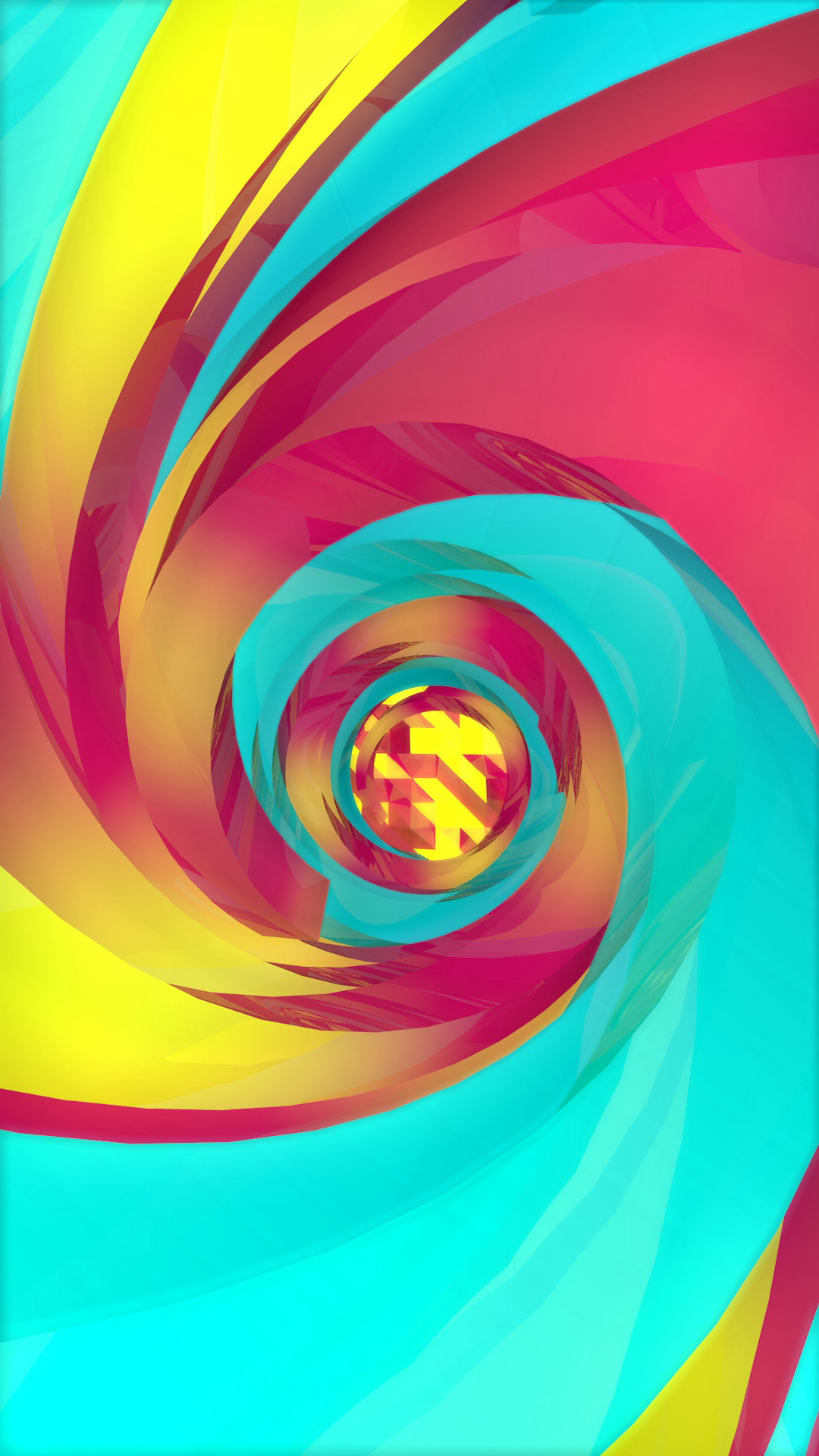 97884 Screensavers and Wallpapers Swirling for phone. Download Abstract, Multicolored, Motley, Texture, Textures, Funnel, Spiral, Swirling, Involute pictures for free