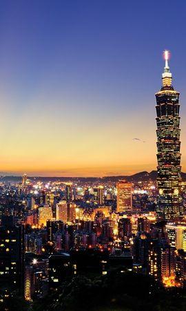 21253 descargar fondo de pantalla Paisaje, Ciudades, Noche, Asia: protectores de pantalla e imágenes gratis