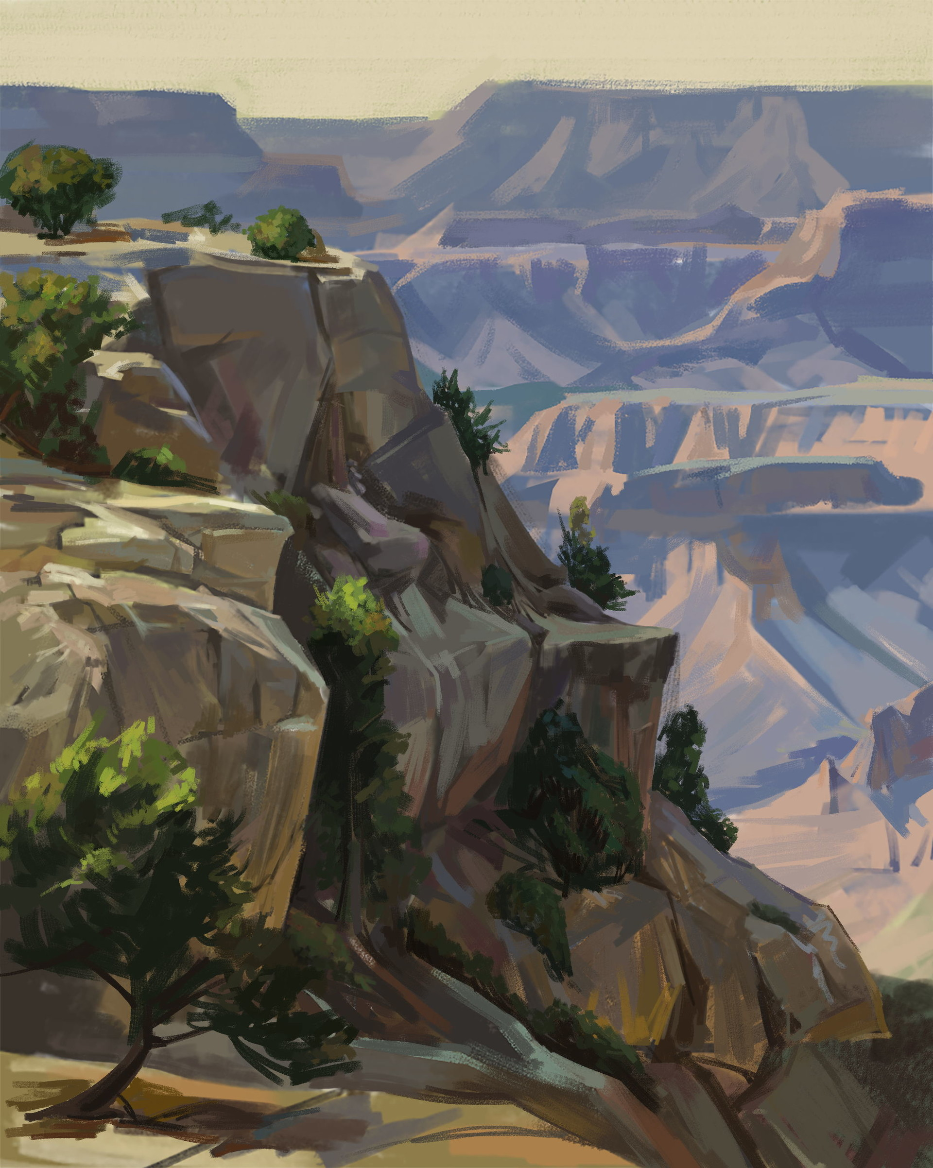 138026 download wallpaper Rocks, Canyon, Art, Mountains, Landscape screensavers and pictures for free