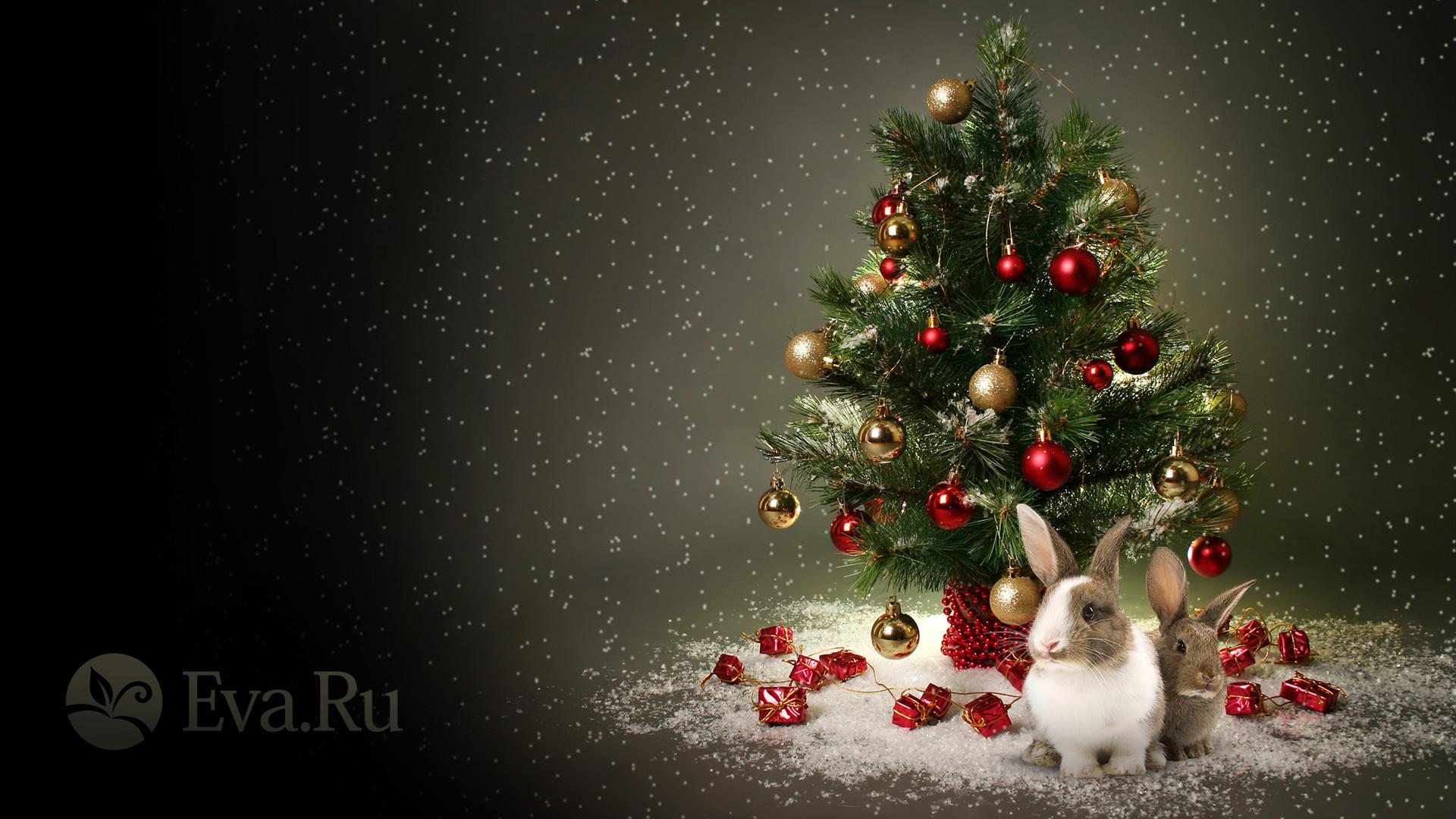 14078 скачать обои Праздники, Новый Год (New Year), Елки, Рождество (Christmas, Xmas) - заставки и картинки бесплатно