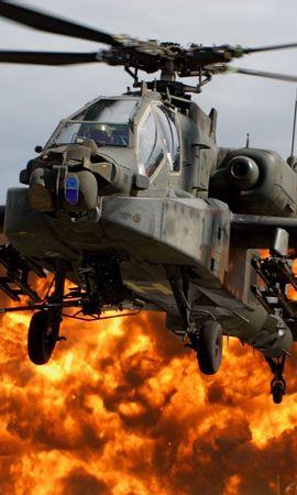 28265 скачать обои Транспорт, Вертолеты, Оружие - заставки и картинки бесплатно