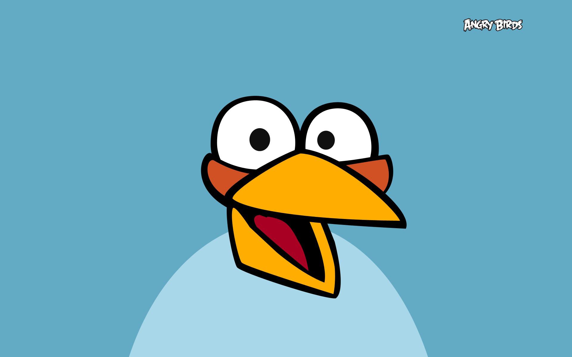 Скачать картинку Злые Птицы (Angry Birds), Фон, Игры в телефон бесплатно.