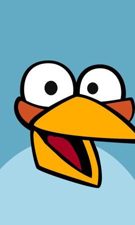 19671 télécharger le fond d'écran Jeux, Contexte, Angry Birds - économiseurs d'écran et images gratuitement