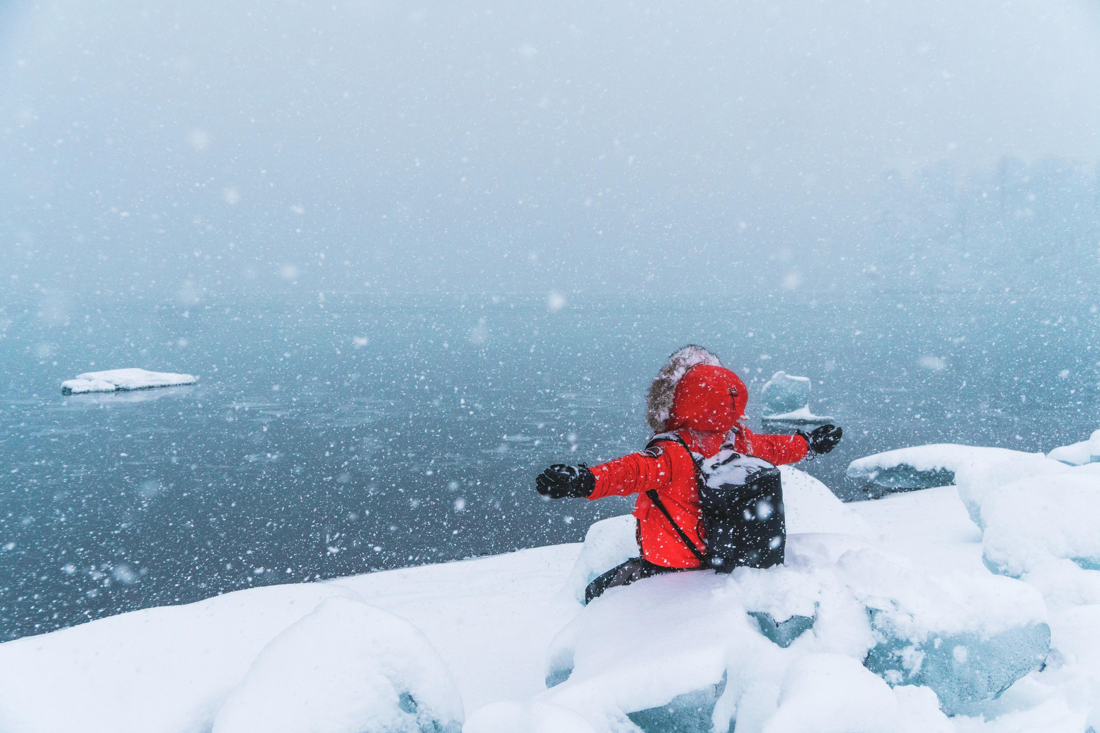 148887 descargar fondo de pantalla Naturaleza, Nevada, Humano, Persona, Nieve, Invierno, Libertad: protectores de pantalla e imágenes gratis