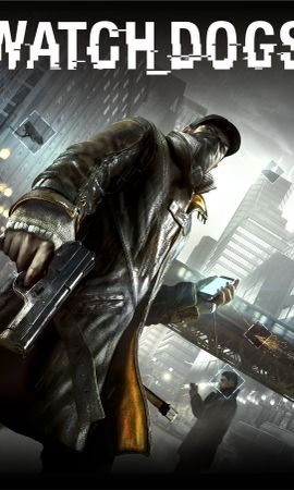 18996 download wallpaper Games, Watch Dogs screensavers and pictures for free