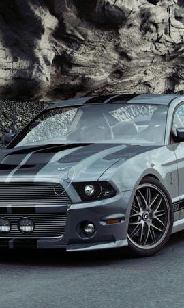 24008 скачать обои Транспорт, Машины, Мустанг (Mustang) - заставки и картинки бесплатно