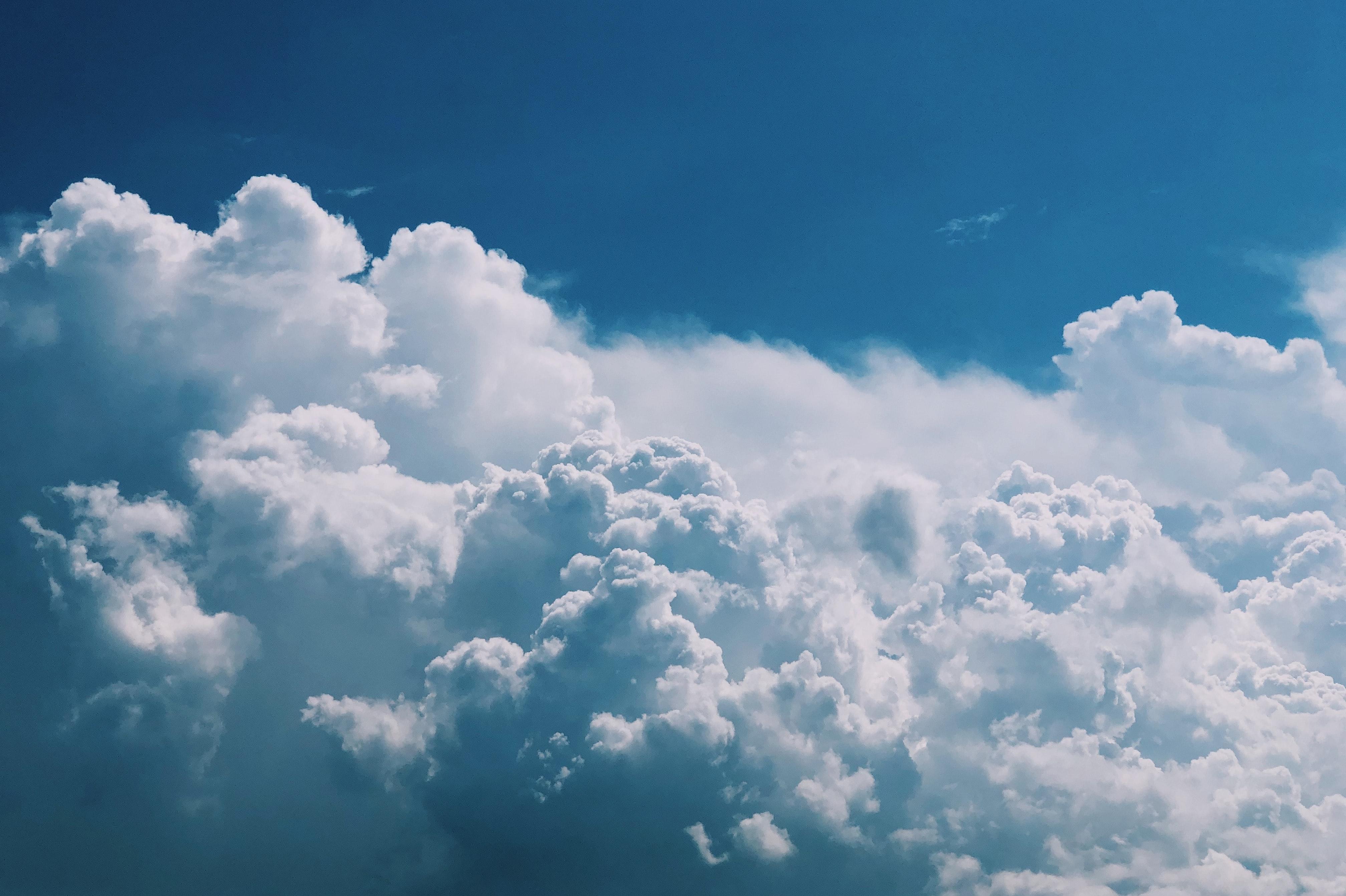 155571 скачать обои Природа, Облака, Небо, Красивый, Голубой - заставки и картинки бесплатно