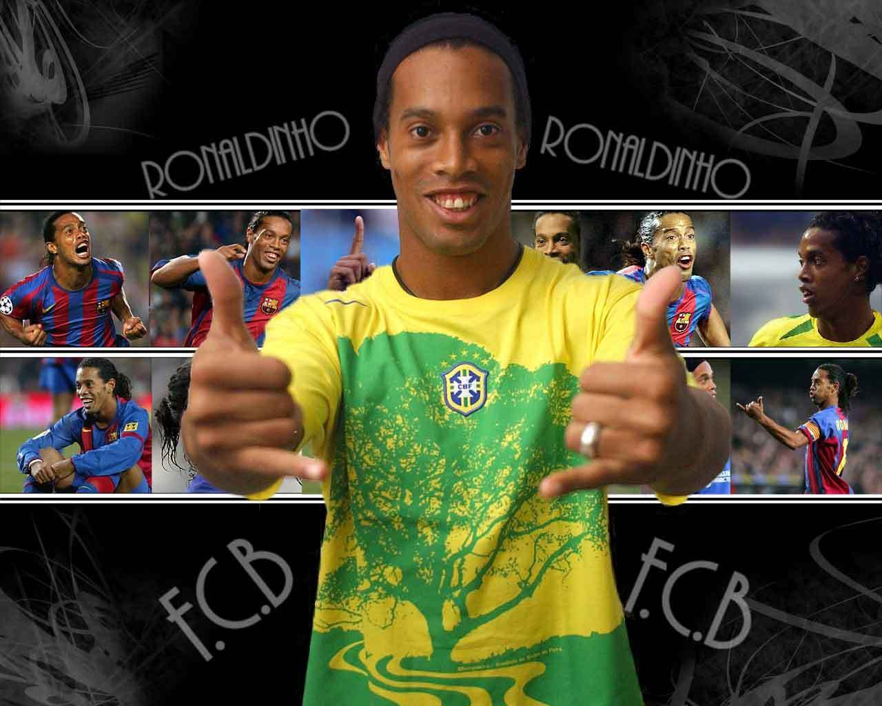 Téléchargez des images HD Ronaldinho gratuites