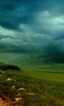 38040 скачать обои Пейзаж, Горы, Облака - заставки и картинки бесплатно