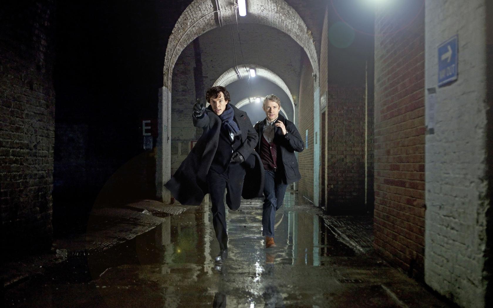 Téléchargez des papiers peints mobile Hommes, Sherlock, Benedict Cumberbatch, Cinéma, Personnes, Acteurs gratuitement.
